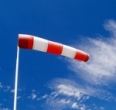 Make a windsock or weather vane