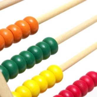 Homemade Abacus