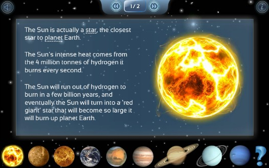Giant Gas Planets Worksheets (page 2) - Pics about space